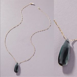 Anthropologie Serifina Skipping Stones Necklace
